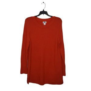 3/$30 OLD NAVY red maternity sweater large